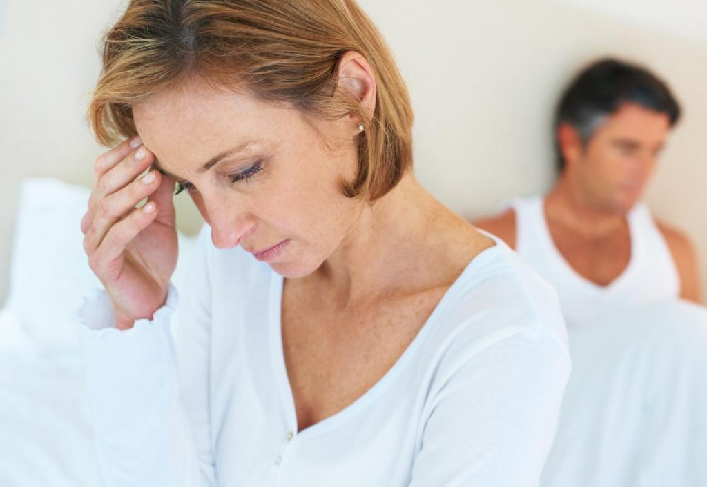 che cosa comporta la menopausa