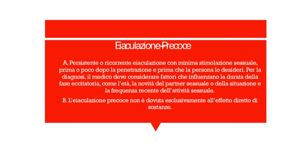 Eiaculazione precoce: sintomi e cura - IPSICO